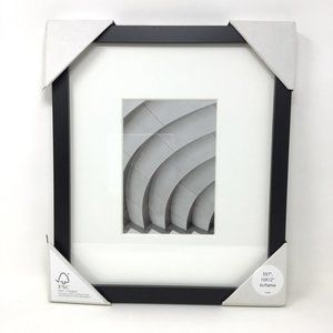 """Single Picture Frame 5"""" X 7"""" Black Made by Design"""